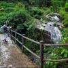 Снимаем водопады на рисовых террасах