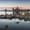 Туфовые башни озера Моно