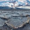 Badwater Basin в Долине смерти