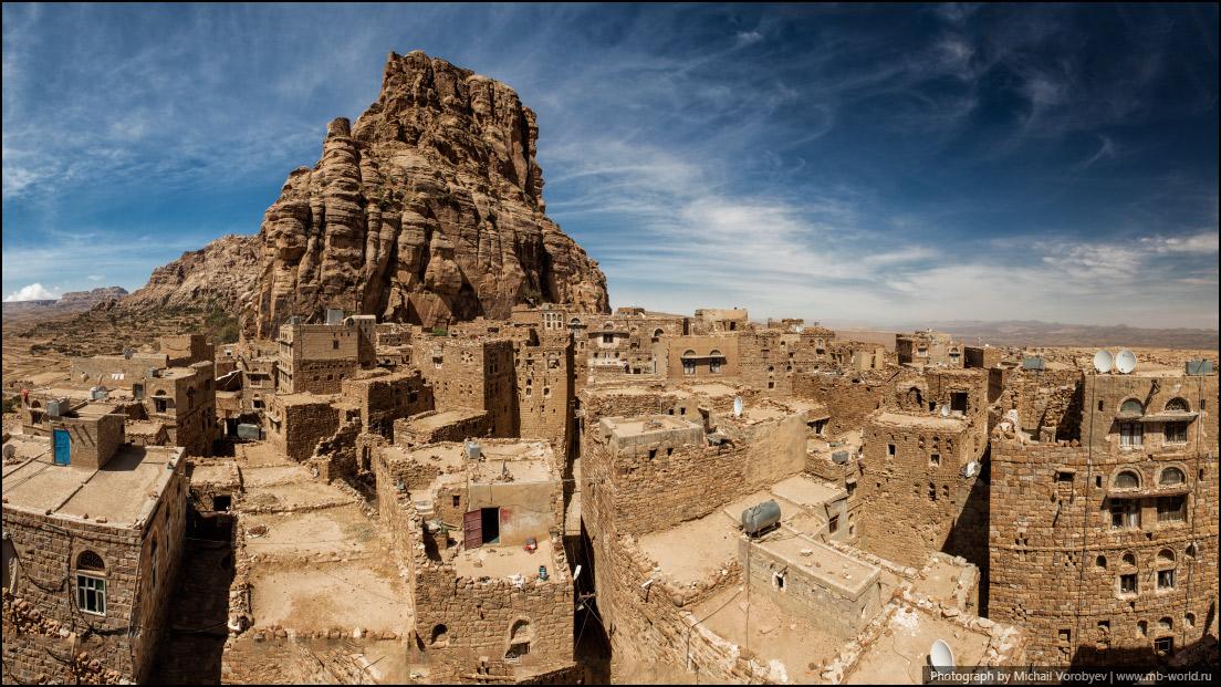 Крепость Мутахар Бин Шараф Уддин в деревне Тула