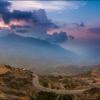Перевал в горах Хараз