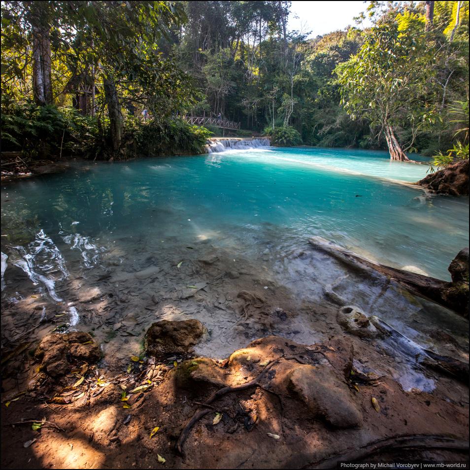 Водопад Кунг Си