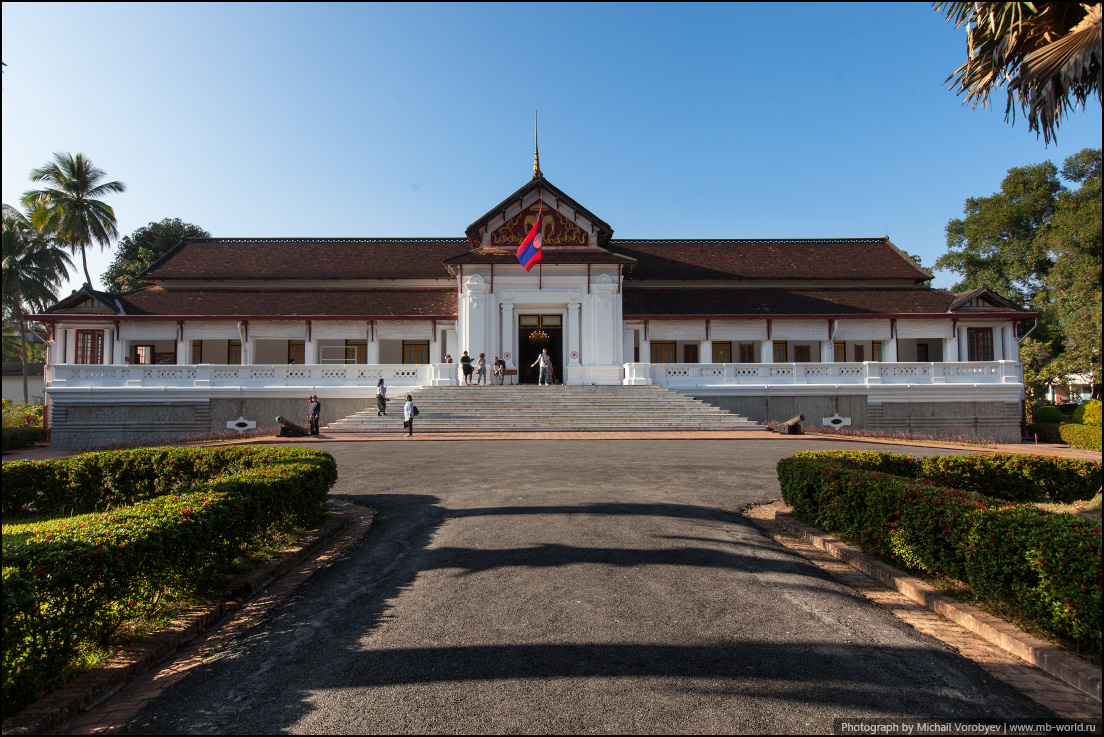 Королевский дворец Луанг Прабанга