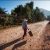 Сельские дороги Лаоса