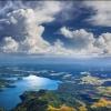 Пролетая над Папуа Новой Гвинеей