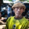 Портрет рыбака из Южной Суматры