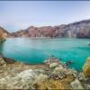 Озеро вулкана Иджен
