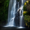 Водопад на юге Суматры