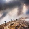 На краю вулкана Иджен