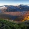 Панорама вулкана Бромо