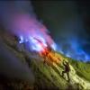 Blue Fire - уникальный феномен вулкана Иджен