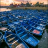 Парковка лодок рыбаков