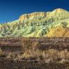 Горы Ак-Тау (Белые, меловые горы)