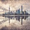 Шанхай. Набережная Буд