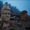 Каменные головы Немрут Даг