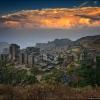 Закат в горах Хараз