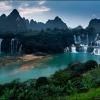 Водопад Детьян