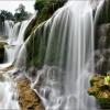 Водопад Детянь