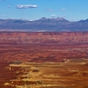 Buck Canyon. Национальный парк Canyonlands. Island in The Sky
