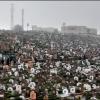 Рабат. Большое мусульманское кладбище