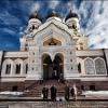 Таллин. Собор Александра Невского